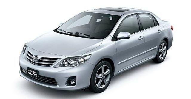 2013 Toyota Corolla Altis 1.8 J  第3張相片