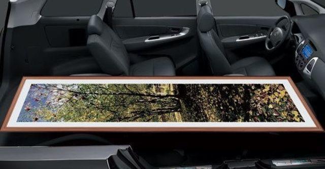 2013 Toyota Innova 2.0 J手排  第11張相片