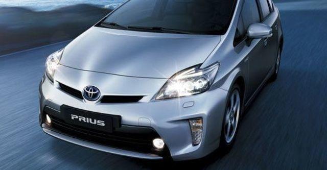 2013 Toyota Prius 1.8 E-Grade  第3張相片