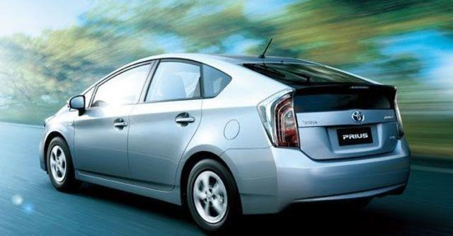 2013 Toyota Prius 1.8 E-Grade  第4張相片