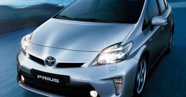 2013 Toyota Prius 1.8 G-Grade  第3張相片