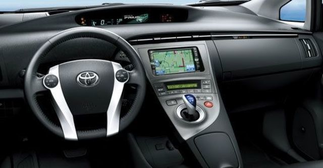 2013 Toyota Prius 1.8 G-Grade  第6張相片