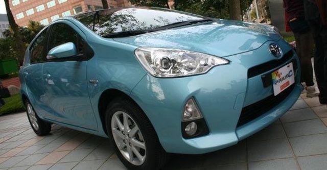 2013 Toyota Prius c 1.5  第1張相片