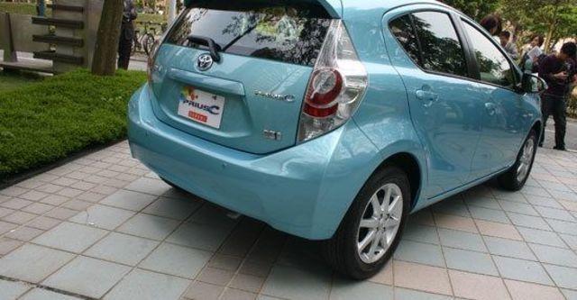 2013 Toyota Prius c 1.5  第3張相片