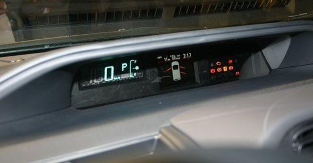 2013 Toyota Prius c 1.5  第11張相片