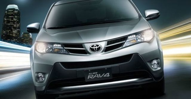 2013 Toyota RAV4 2.0 E Hi  第2張相片