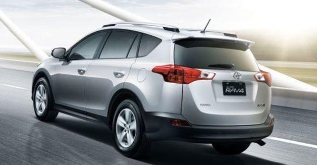 2013 Toyota RAV4 2.5 E天窗選配版  第3張相片
