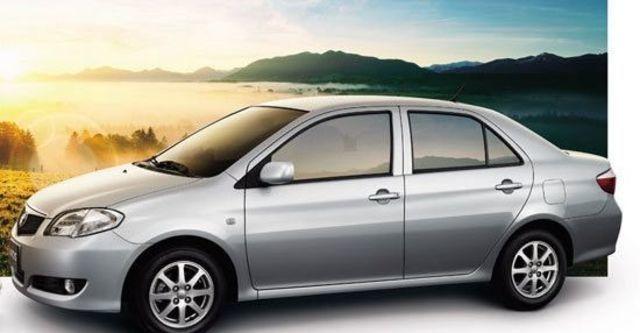 2013 Toyota Vios 1.5 E  第1張相片
