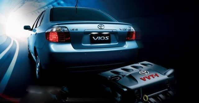 2013 Toyota Vios 1.5 E  第4張相片