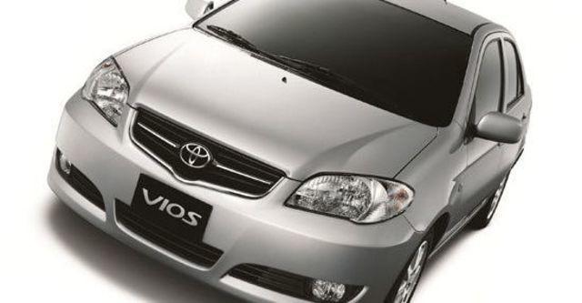 2013 Toyota Vios 1.5 E  第8張相片
