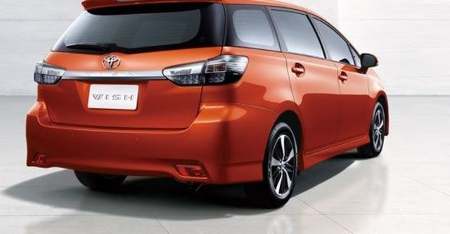2013 Toyota Wish 2.0經典  第3張相片