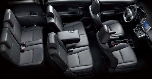 2013 Toyota Wish 2.0經典  第6張相片