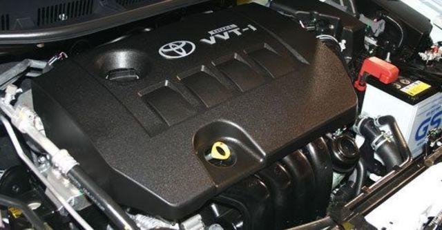 2013 Toyota Wish 2.0雅緻  第10張相片