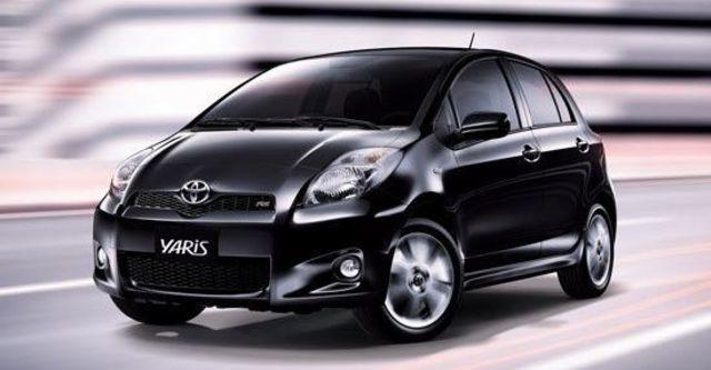 2013 Toyota Yaris 1.5 RS Smart  第1張相片
