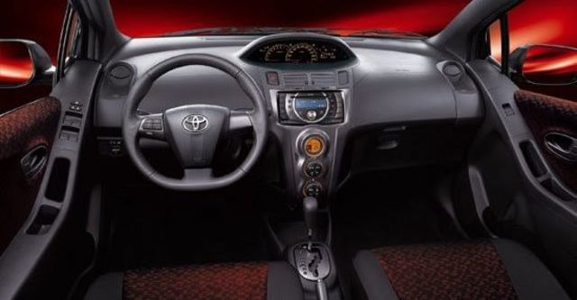 2013 Toyota Yaris 1.5 RS Smart  第3張相片