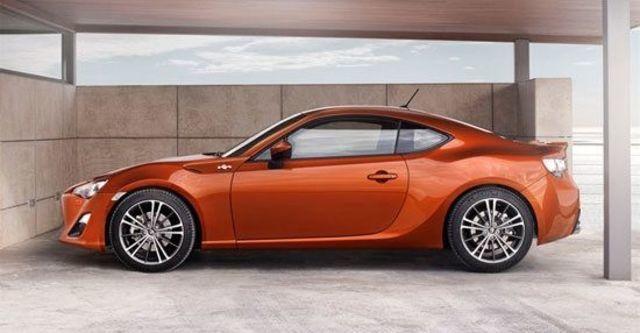 2012 Toyota 86 2.0  第9張相片