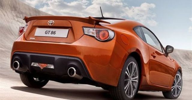 2012 Toyota 86 2.0  第11張相片
