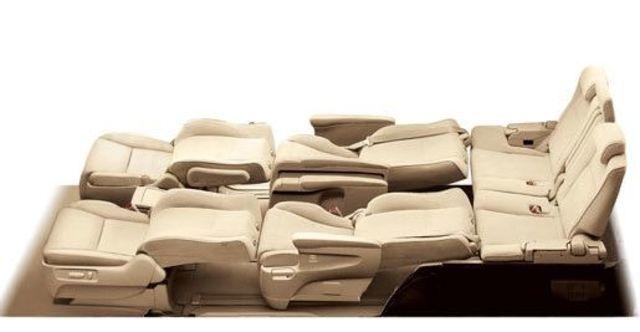 2012 Toyota Alphard 3.5  第4張相片