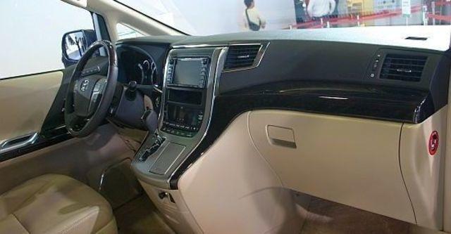 2012 Toyota Alphard 3.5  第6張相片