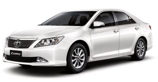 2012 Toyota Camry 2.0 E  第1張相片