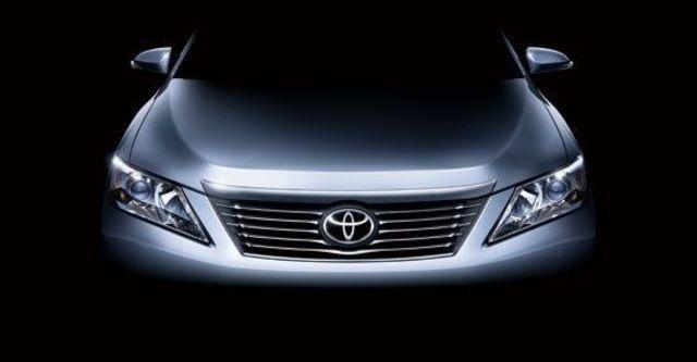 2012 Toyota Camry 2.0 E  第7張相片