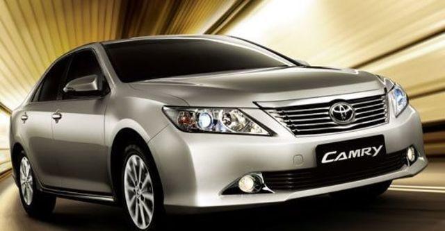 2012 Toyota Camry 2.5 G  第1張相片