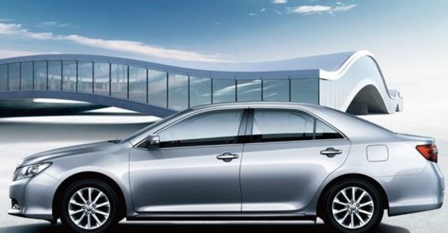2012 Toyota Camry 2.5 G  第7張相片