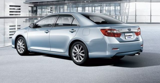 2012 Toyota Camry Hybrid-G  第3張相片