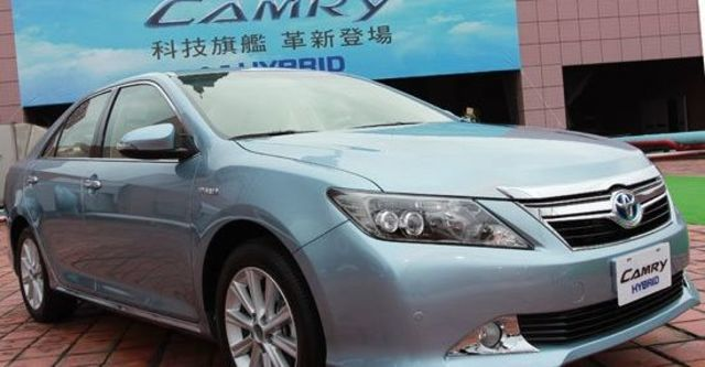 2012 Toyota Camry Hybrid-Q  第1張相片