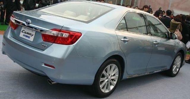 2012 Toyota Camry Hybrid-Q  第3張相片