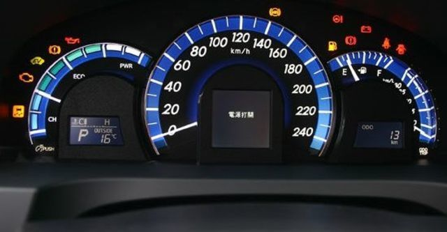 2012 Toyota Camry Hybrid-Q  第11張相片