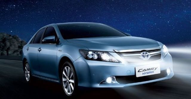 2012 Toyota Camry Hybrid-V  第1張相片