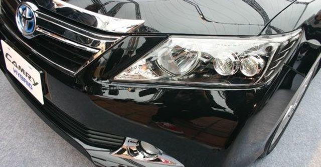2012 Toyota Camry Hybrid-V  第5張相片