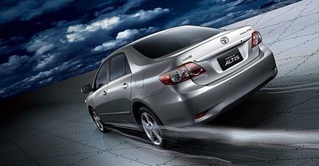 2012 Toyota Corolla Altis 1.8 E經典版  第2張相片