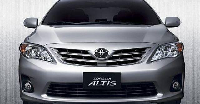 2012 Toyota Corolla Altis 1.8 J  第1張相片