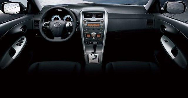 2012 Toyota Corolla Altis 1.8 Z  第5張相片