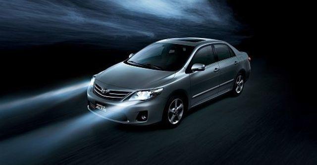 2012 Toyota Corolla Altis 2.0 G經典版  第2張相片