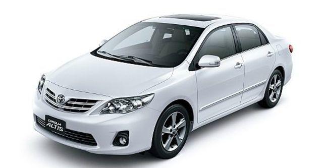 2012 Toyota Corolla Altis 2.0 G經典版  第3張相片