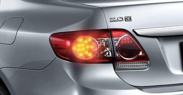 2012 Toyota Corolla Altis 2.0 G經典版  第4張相片