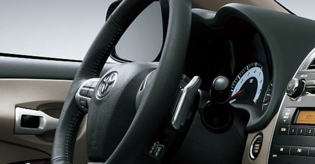 2012 Toyota Corolla Altis 2.0 G經典版  第7張相片