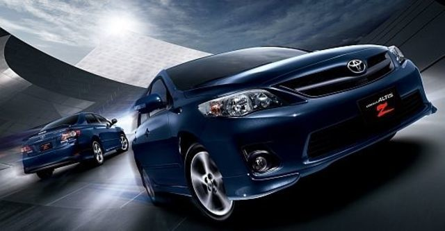 2012 Toyota Corolla Altis 2.0 Z  第2張相片