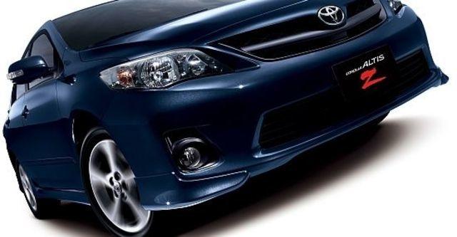 2012 Toyota Corolla Altis 2.0 Z  第3張相片