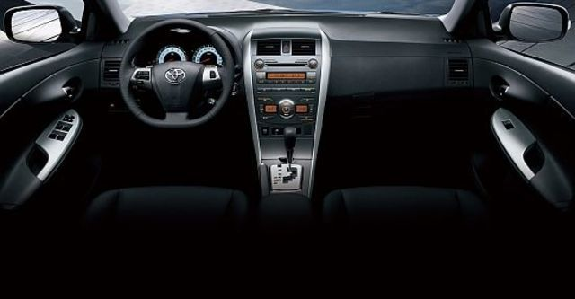 2012 Toyota Corolla Altis 2.0 Z  第7張相片