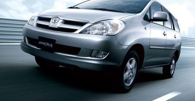 2012 Toyota Innova 2.0 G  第1張相片