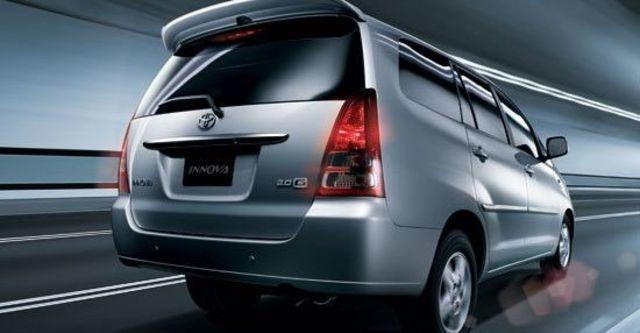 2012 Toyota Innova 2.0 G  第3張相片