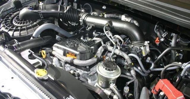 2012 Toyota Innova 2.0 G  第10張相片