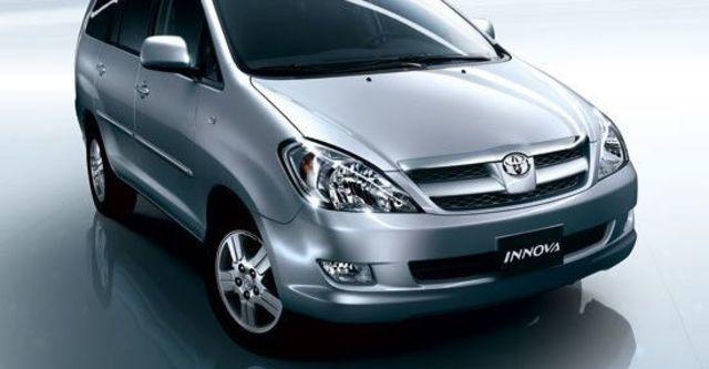 2012 Toyota Innova 2.0 J手排  第1張相片
