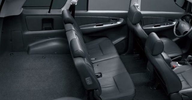 2012 Toyota Innova 2.0 J手排  第5張相片