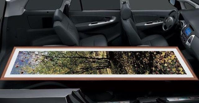 2012 Toyota Innova 2.0 J手排  第11張相片