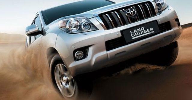 2012 Toyota Land Cruiser Prado 4.0 VX  第1張相片